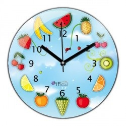 The fruit clock – choosing the best time to juice