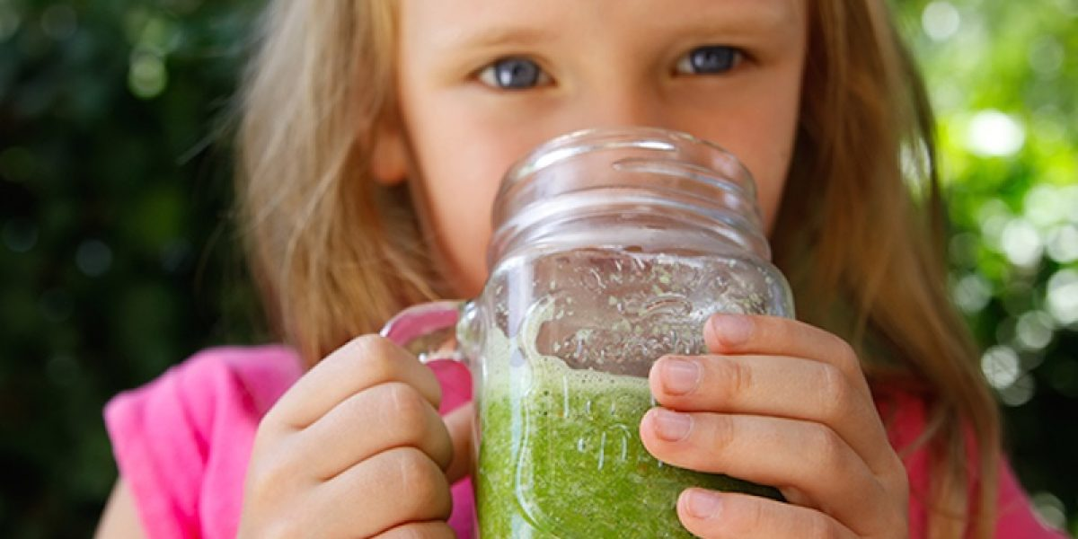 Get Fussy Kids To Drink Juices