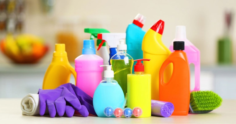 toxic household products