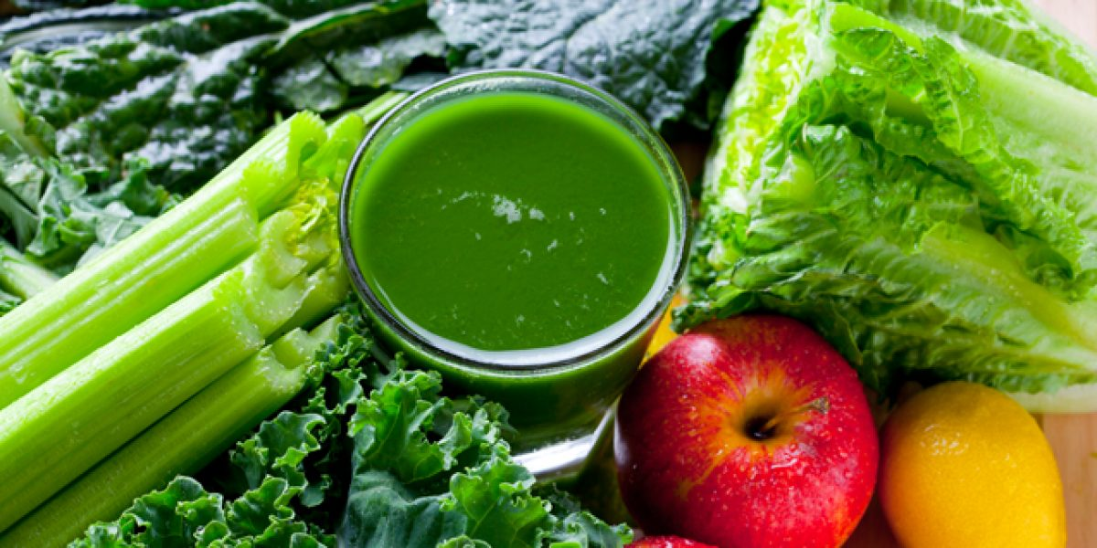 A Mix And Match Guide To Making The Perfect Green Juice For You