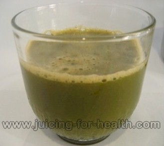 Concentrated juice extracted using Green Power Kempo KPE-1304