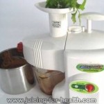 GP Juicing - Twin-Gear Juicers
