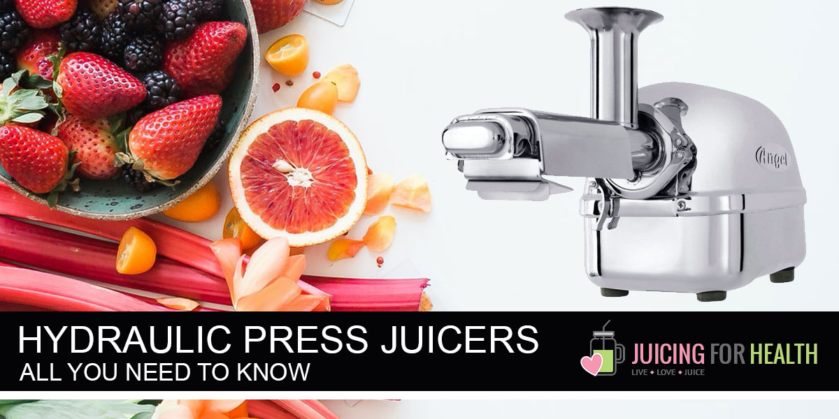 Guide: Hydraulic Press Juicers