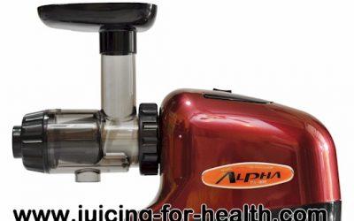 Alpha Juicer DA-900