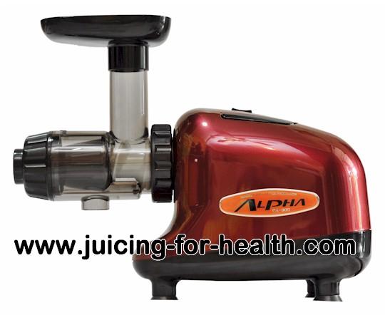 Alpha Juicer DA-900 Omega J8003