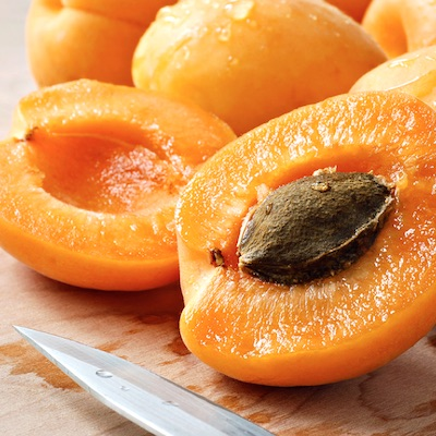 The health benefits of apricot