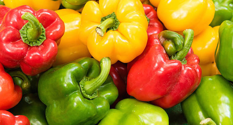 health benefits of capsicum