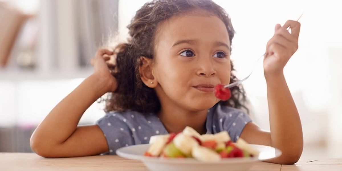 Your Kid's Nutritional Needs – Why You Should Start Them Young