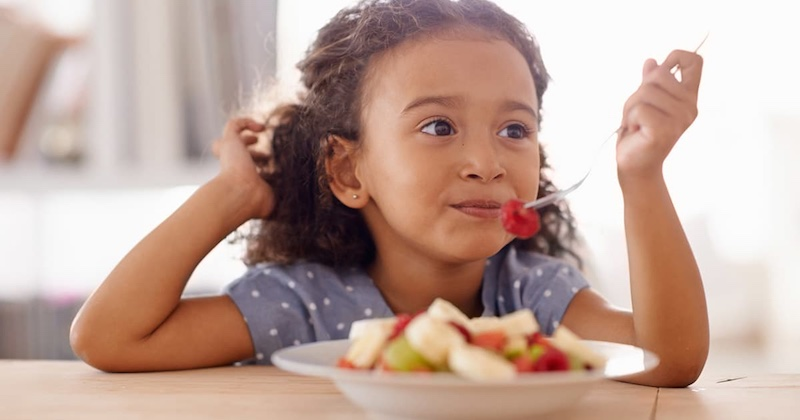 kids' nutritional needs