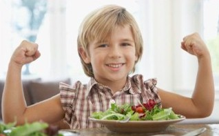 The nutritional needs of growing kids