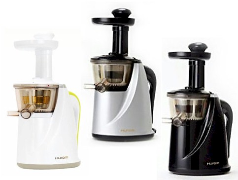 Types Of Hurom Slow Juicer : Hurom Slow Juicer HU-100 - Juicing for Health
