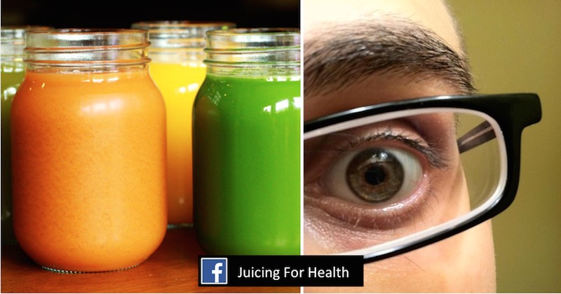 foods to improve eyesight