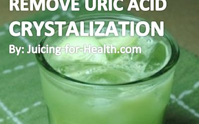 Cool Your Body, Relieve Inflammation and Detox with One Refreshing Juice