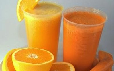 Two-Ingredient Juice For Keeping Amazing Eyesight (And Getting It Back)