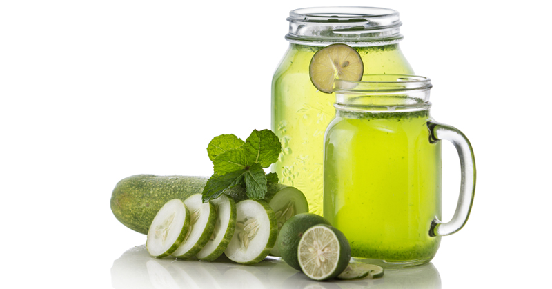Cucumber Juice Slow Juicer : Eliminate Acidic Foods From Your Diet to Delay Symptoms of Osteoarthritis - Juicing for Health