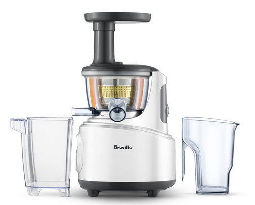 Best Seller Slow Juicer : Breville BJS600XL Fountain Crush - Juicing for Health