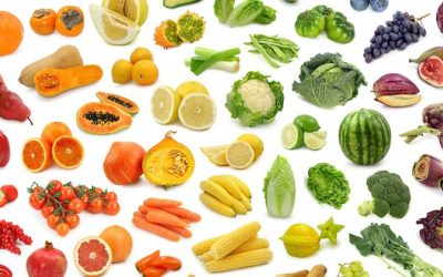 Color Food Groups: Colorful Food Makes You Healthy And Happy