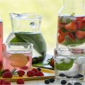 Make Herbal Iced Tea Packed With The Fruit Of Your Choice (Recipe Included)