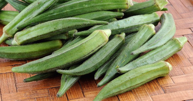 health benefits of okra (lady's finger)