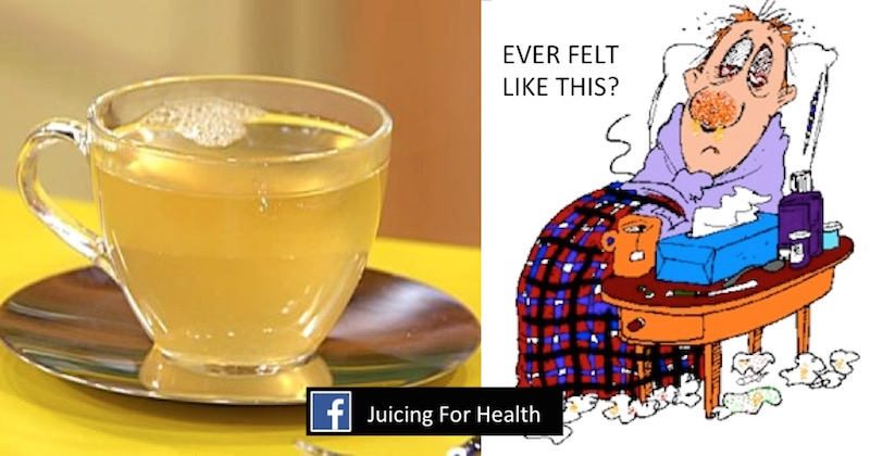 Best Old Folks Remedy To Cure Common Cold In 24 Hours