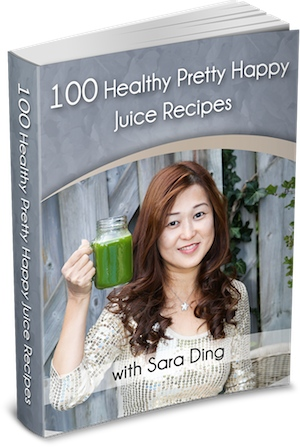 eBook 2: 100 Healthy Pretty Happy Juice Recipes