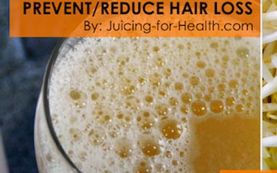 Prevent Hair Loss Fast With This Easy 3-Ingredient Juice