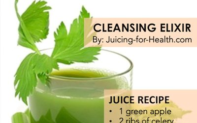 Cleanse Your Body of Heavy Metals and Toxins With One Easy Juice
