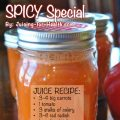 Spicy Juice Recipe for Your Lungs, Kidneys, Heart, and More