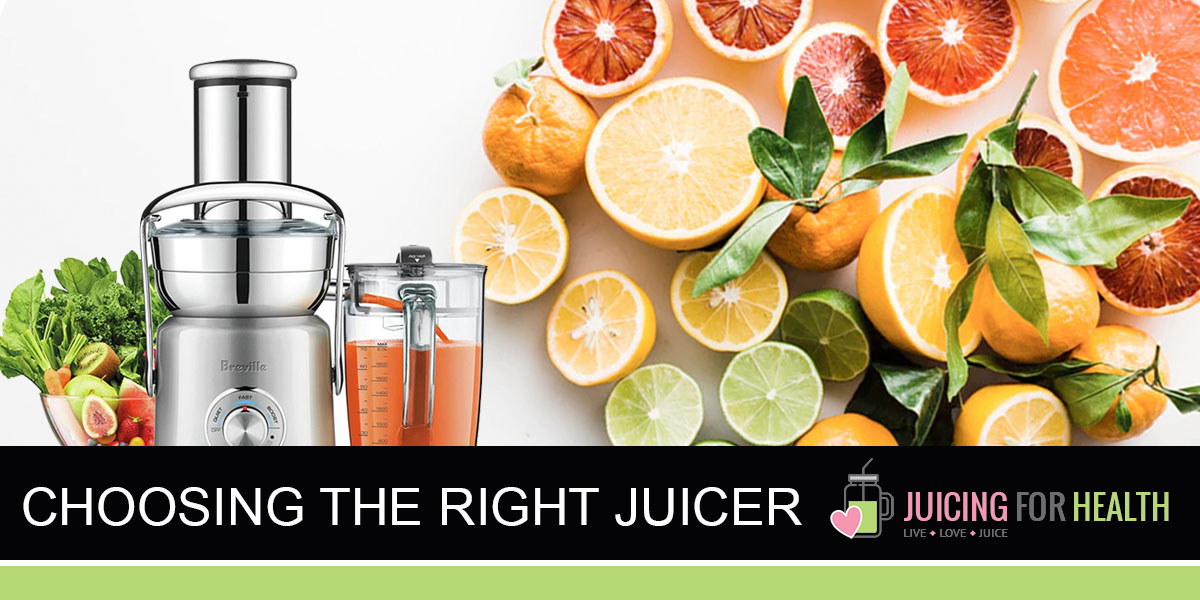 Guide: Choosing the Right Juicer