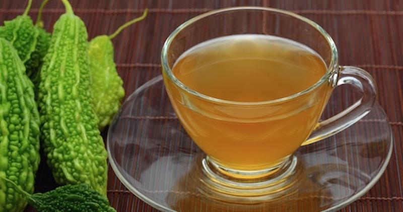 Bittergourd Tea Improve Liver Respiratory Health And
