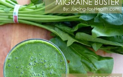This Green Juice Will Hydrate Your Brain and Keep Migraines at Bay