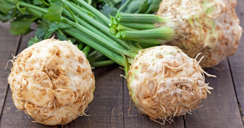 health benefits of celeriac