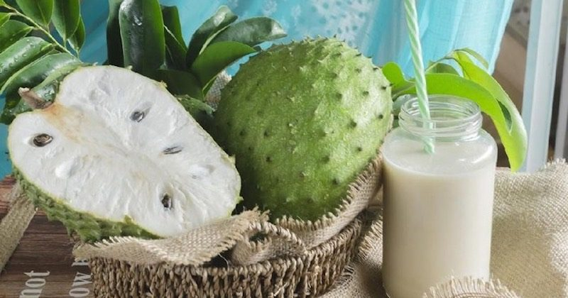 Soursop Kills Various Types Of Cancer, 200x More Effective Than Chemo!