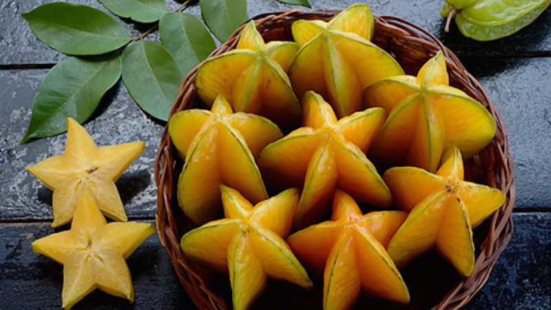 health benefits of starfruit