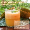 One Easy Drink to Reduce Swelling Caused By Water Retention