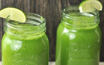 Powerful Juice Recipe to Reduce Inflammation and Cholesterol (without drugs)