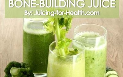 Build Strong Bones and Prevent Osteoporosis with This Nutritious Juice