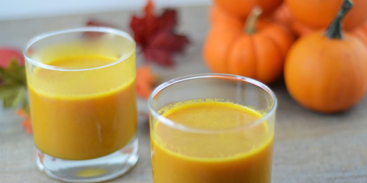 How To Make Pumpkin Juice For Eye Health, Mood-Boosting And Stronger Immunity