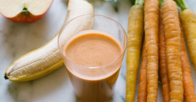 apple banana carrot juice recipe
