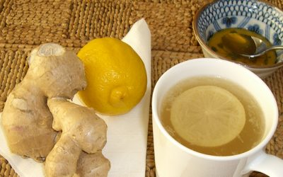 Supercharge Your Immune System With A Lemon-Ginger-Honey Tea For Any Season