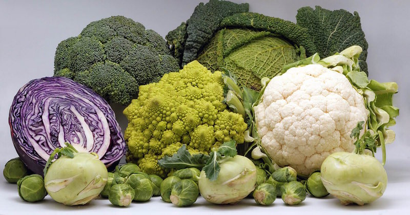 Cruciferous Vegetables Sulforaphane Prevents Cancer
