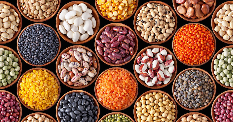 Bean and legumes