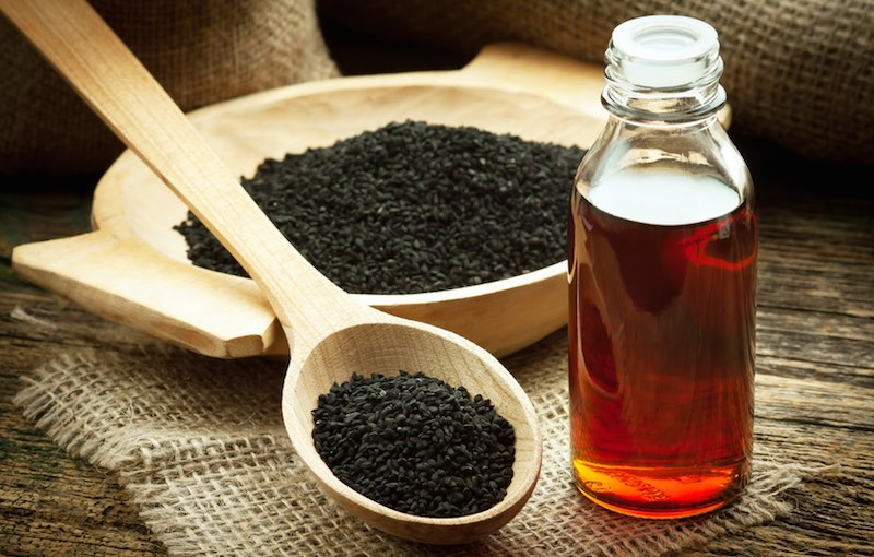 Nigella sativa (a.k.a. black seed oil)