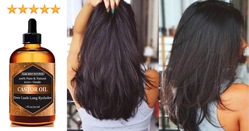 The Secrets Of Castor Oil For Hair Growth Get Thick Lucscious Hair