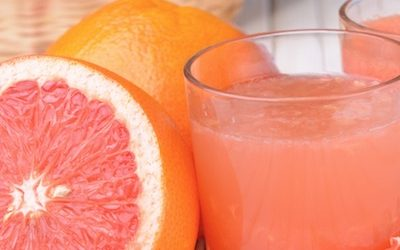 A Glass of Grapefruit Juice Daily Reduces Hardening of the Arteries