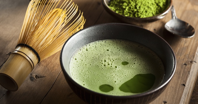 benefits of matcha tea