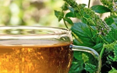 5 Calming Reasons For Drinking Peppermint Tea