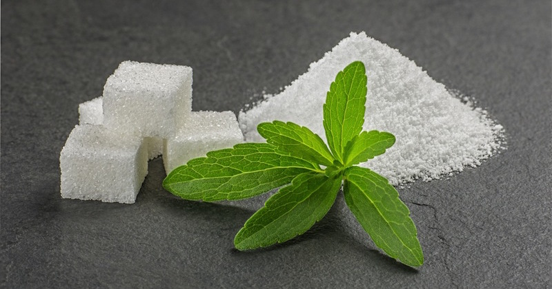 Healthier, safer sugar substitutes - stevia
