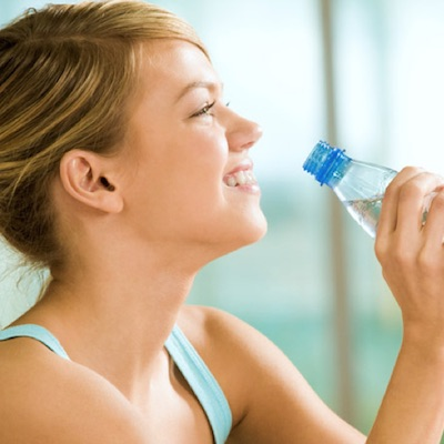 The 6 essential nutrient groups - water