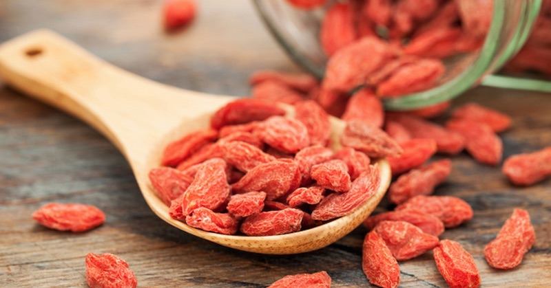 goji berries for liver health